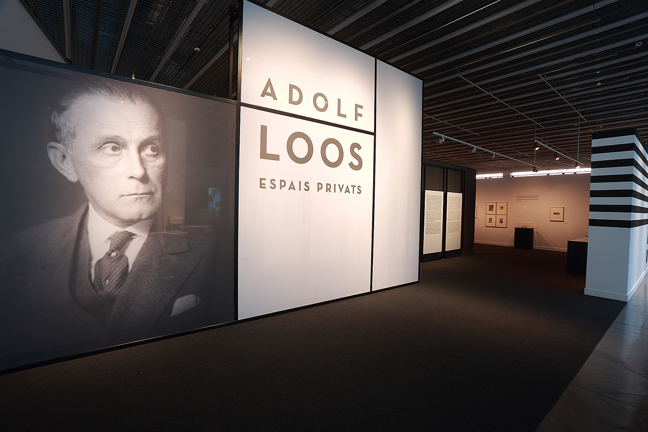 Exposició Adolf Loos