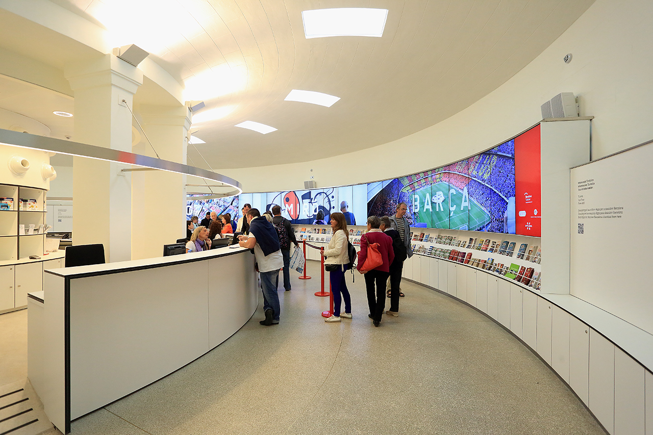 Oficina de Turisme (Barcelona)